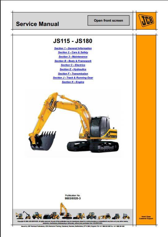 1133 jcb js130 wiring diagram 28 images jcb compact service manuals jcb js130 wiring diagram at gsmx.co