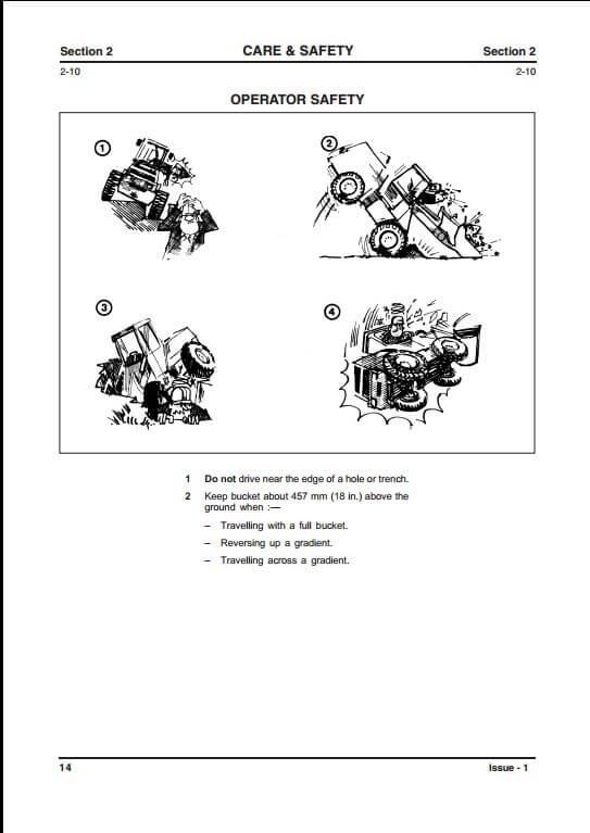 Jcb 430z Wheeled Loader Service Repair Manual