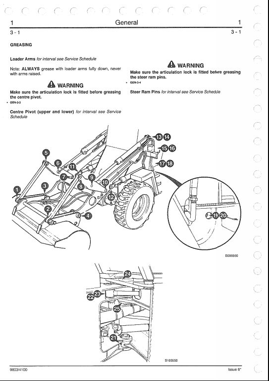 jcb backhoe parts exploded views
