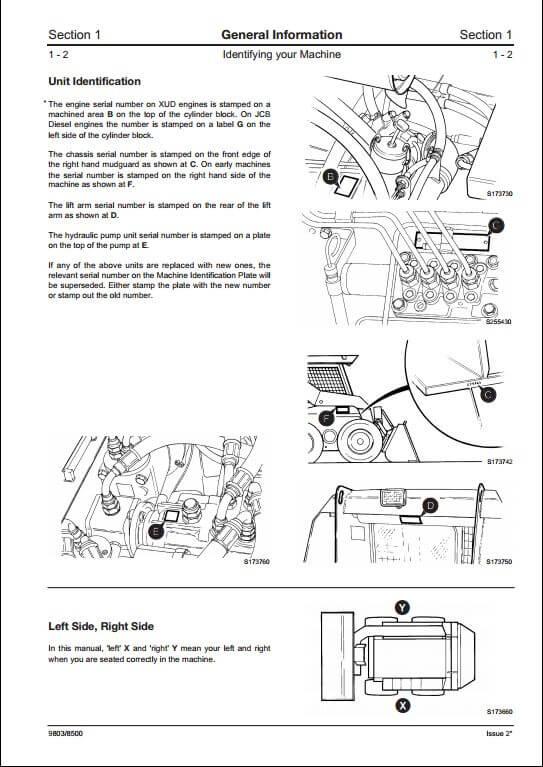 jcb skid steer wiring schematic jcb skid steer wiring diagram