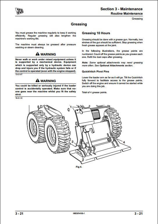 Jcb Robot Wiring Diagram - Wiring Diagrams List on