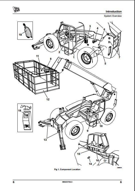 loadall a repair manual store. Black Bedroom Furniture Sets. Home Design Ideas