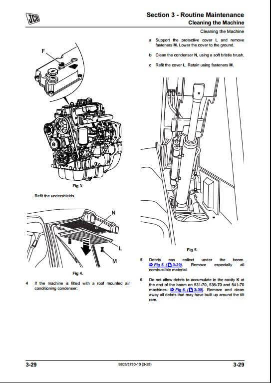 telescopic handler a repair manual store. Black Bedroom Furniture Sets. Home Design Ideas