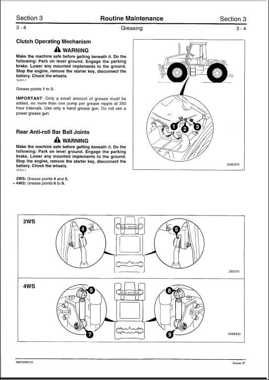 Fastrac tractor a repair manual store troubleshooting procedures for jcb fastrac all major topics are covered step by step instruction diagrams illustration wiring schematic cheapraybanclubmaster Image collections
