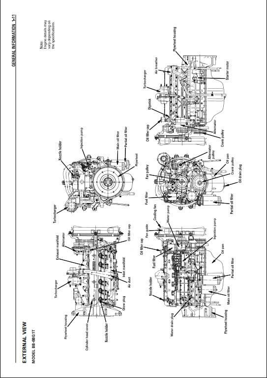 isuzu engine aa