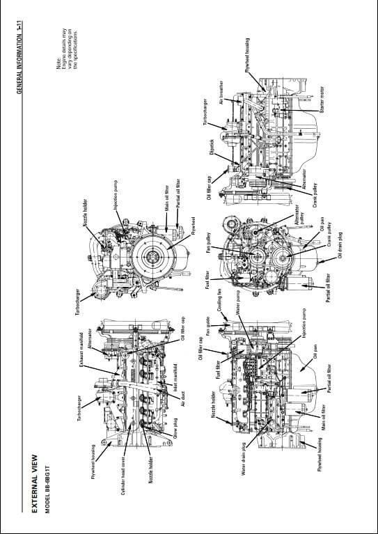 isuzu engine aa
