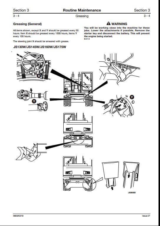 john deere la105 engine diagram