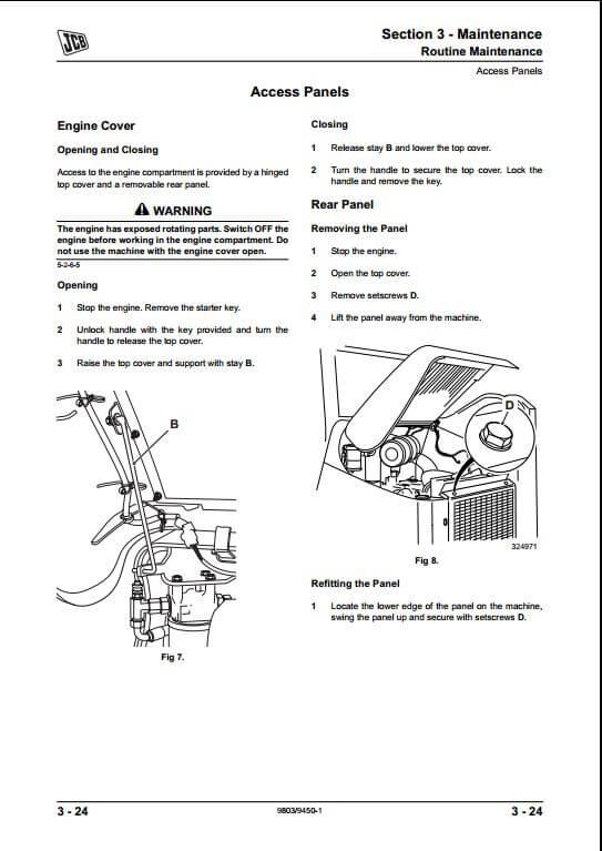 jcb robot 160 170 180 steer loader service repair manual a repair rh arepairmanual com JCB Skid Steer Dealers JCB Savannah