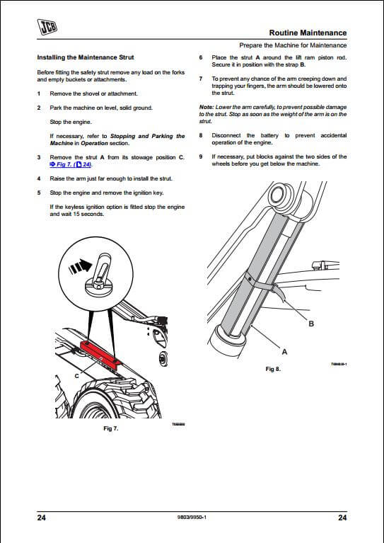 john deere skid steer wiring diagrams for 380 jcb skid steer wiring schematic skid steer loader | a repair manual store