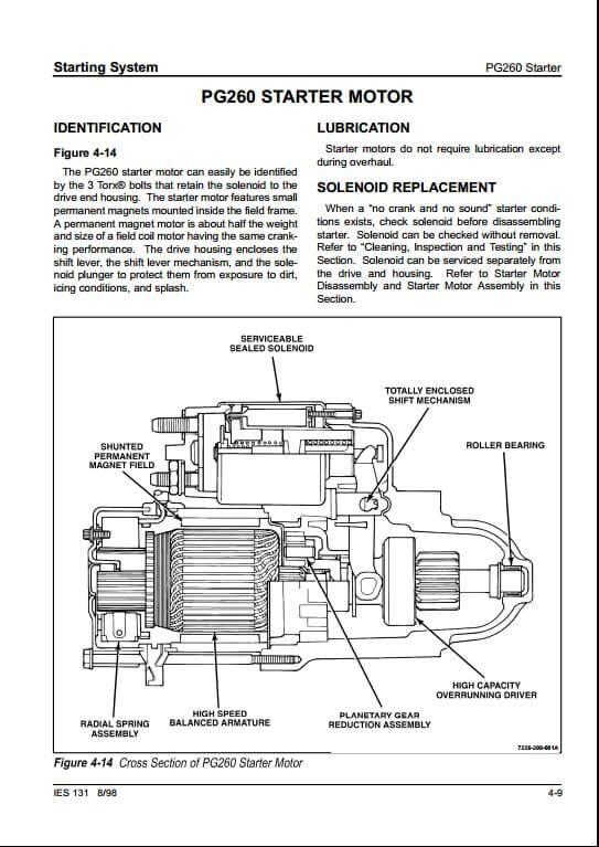 36 crusader 3 0l industrial engine workshop service repair manual a