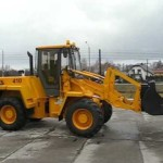 JCB 410,412,415,420,425,430 Wheeled Loader Service Repair Manual