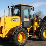 JCB  412S,414S,416S Wheeled Loader Service Repair Manual
