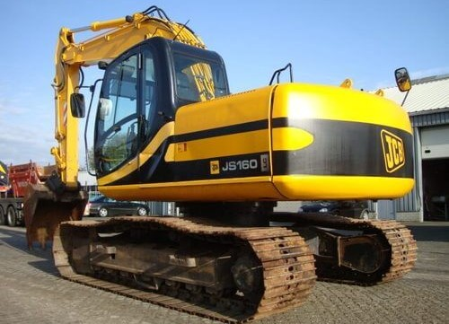 JCB36 500x361 jcb js130,js160 tracked excavators service repair manual a jcb js 160 wiring diagram at fashall.co