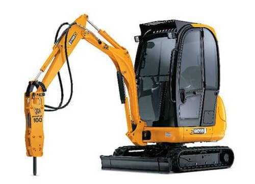 Jcb 8014 8016 8018 Mini Excavator Service Repair Manual