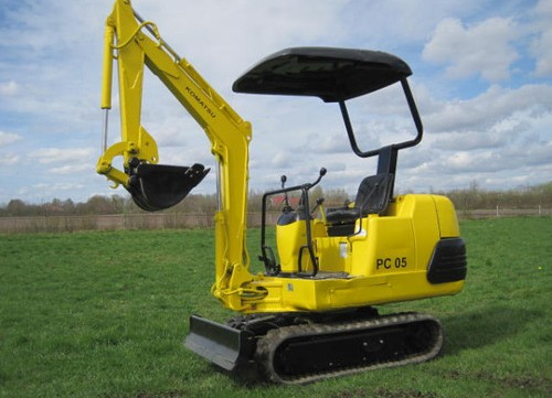 excavator a repair manual store komatsu pc05 6f hydraulic excavator high reach demolition machine parts manual