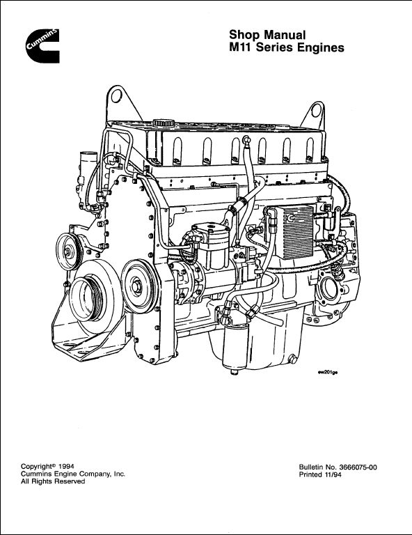 Cummins Isx Head Diagram