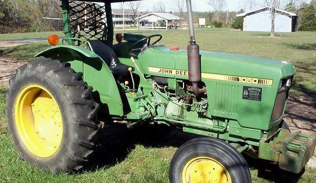 John Deere 850  900hc  950 And 1050 Tractors Service
