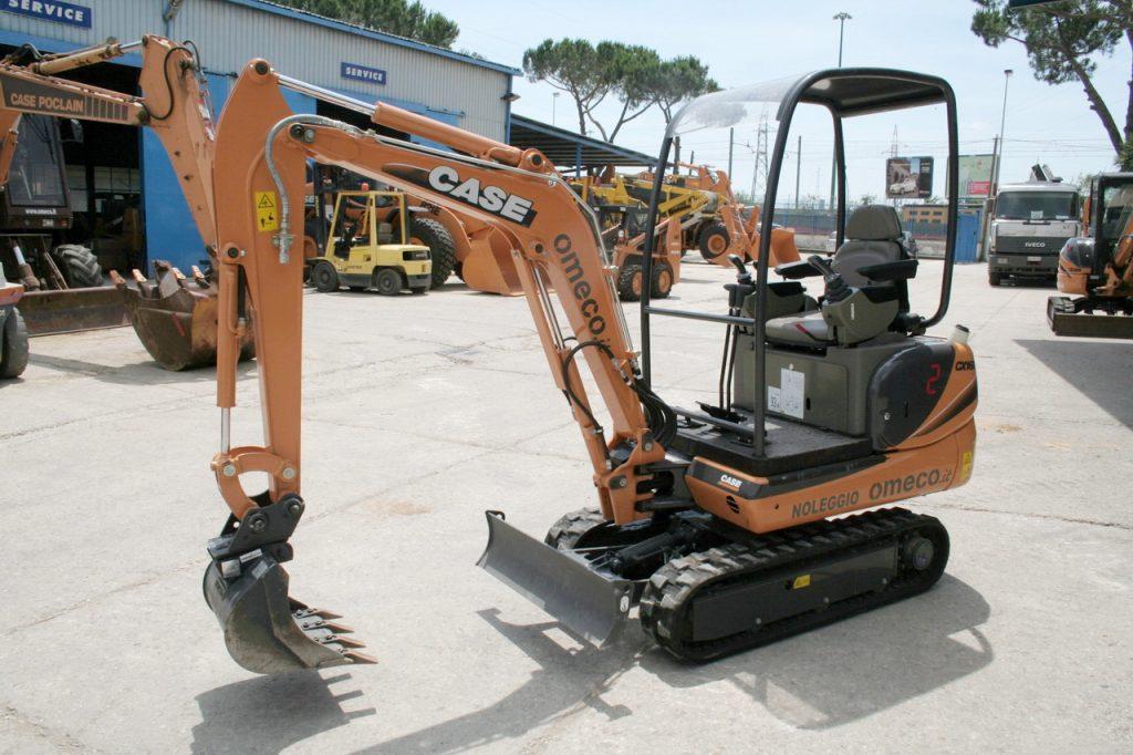 Case Cx16b And Cx18b Mini Excavators Service Repair