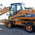 Case WX145,WX165,WX185  Wheeled Excavators Service Repair Workshop Manual