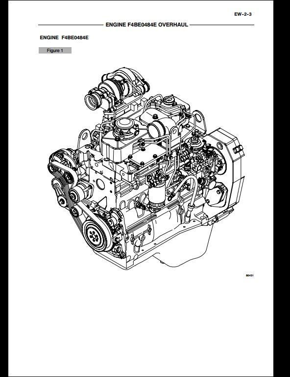 Engine A Repair Manual Store