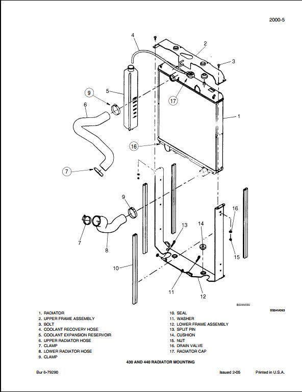 Case 430 Tractor Wiring Diagram