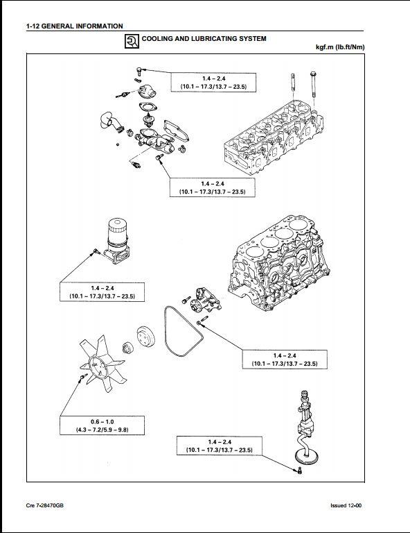 isuzu a repair manual store. Black Bedroom Furniture Sets. Home Design Ideas