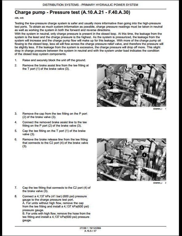 case 435 and 445 skid steers service repair workshop manual a rh arepairmanual com case 448 wiring diagram Antec Case Wiring Diagram