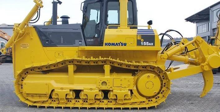 komatsu d155ax 5 dozer bulldozer service repair workshop manual a rh arepairmanual com komatsu dozer manual Small Komatsu Dozer