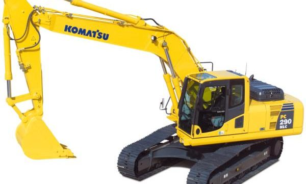komatsu pc290lc 8 pc290nlc 8 hydraulic excavator service repair rh arepairmanual com 290 Excavator Komatsu Pc290 Forestry