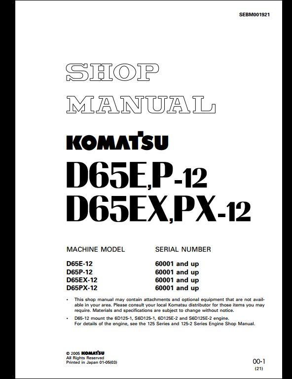D65 Komatsu Wiring Diagram - All Diagram Schematics on