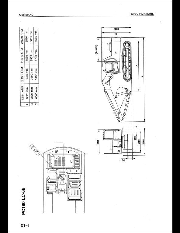 komatsu pc160