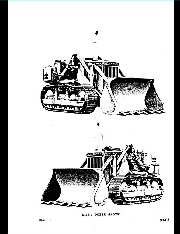bulldozer a repair manual store New Holland L785 Skid Steer Wiring Diagram this manual content all service repair maintenance troubleshooting procedures for komatsu machine all major topics are covered step by step instruction