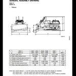 KOMATSU D65E-12,D65P-12,D65EX-12,D65PX-12 Hydraulic Excavator Service on