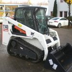 Bobcat T140 Compact Track Loader Service Repair Workshop Manual A3L720001-A3L820001