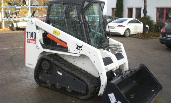 Bobcat T140 Compact Track Loader Service Repair Workshop