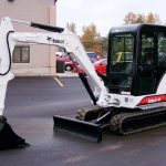 2009 Bobcat 331 331E 334 Mini Excavator Service Repair Workshop Manual AACS11001-A9K711001