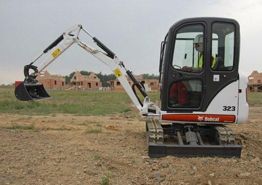 2006 Bobcat 323 Mini Excavator Service Repair Workshop