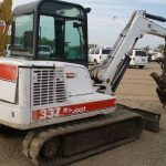 2009 Bobcat 337 341 Mini Excavator Service Repair Workshop Manual 234611001-234711001