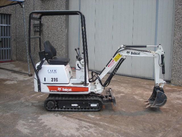 Bobcat 316 Mini Excavator Service Repair Workshop Manual 522811001 522911001 A Repair Manual Store