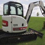 Bobcat 435 Mini Excavator Workshop Parts Manual