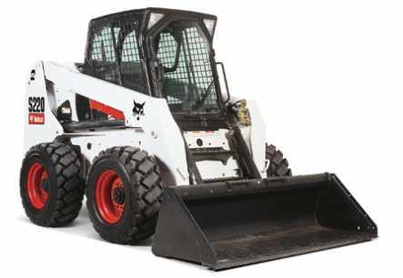 bobcat s220 skid steer loader service repair workshop manual rh arepairmanual com Bobcat Parts Manual 463 Bobcat Repair Manual PDF