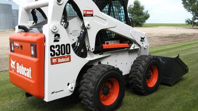 Bobcat S250 S300 Turbo High Flow Skid Steer Loader Service