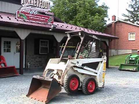 bobcat 440 443 443b skid steer loader service repair. Black Bedroom Furniture Sets. Home Design Ideas