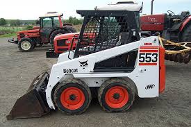 bobcat 553 skid steer loader service repair workshop. Black Bedroom Furniture Sets. Home Design Ideas