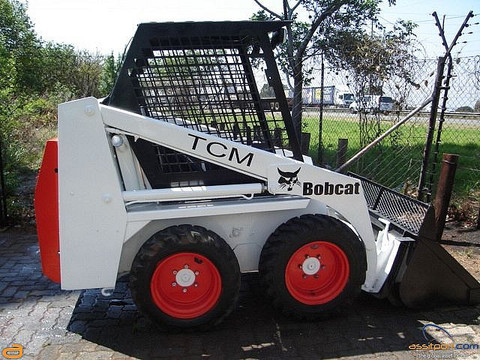 Bobcat 520 530 533 Skid Steer Loader Service Repair