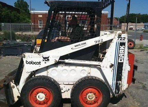 Bobcat    700 720 721 722 Skid Steer Loader Service Repair Workshop Manual   A Repair Manual Store