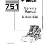 bobcat wiring diagram wiring diagrams cars bobcat 751 skid steer loader service repair workshop manual