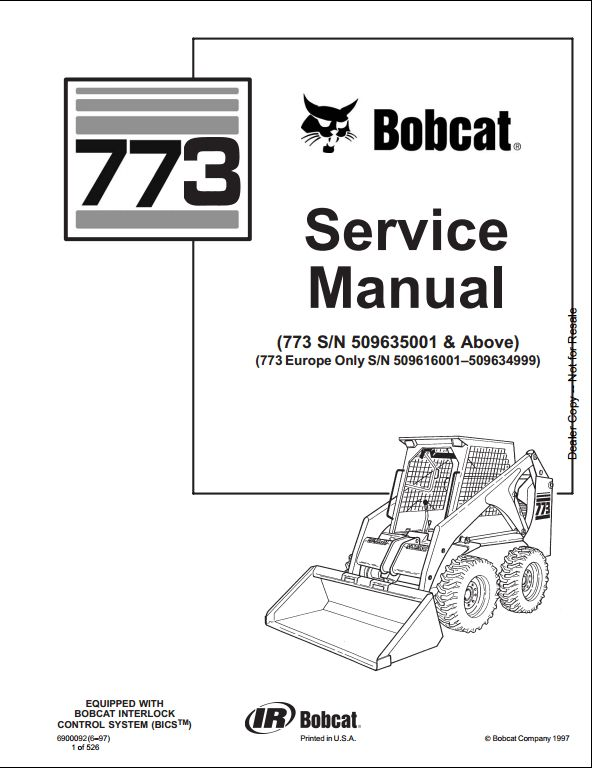 bobcat 773 wiring diagram bobcat hydraulic schematic bobcat 751 service manual pdf free bobcat 751 owners manual