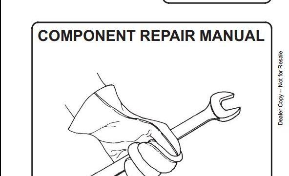 bobcat hydrostatic pump service repair workshop manual
