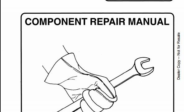hydraulic motor service manual